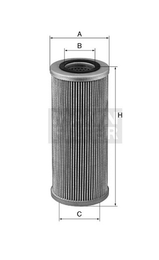 H 10 005 Flüssigkeitsfilterelement