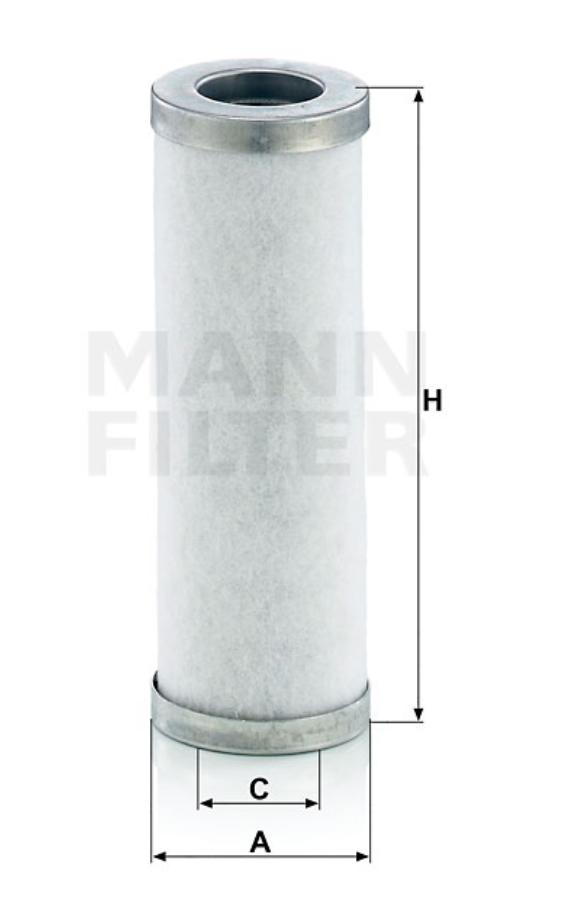 LE 5001 x Luftentölelement