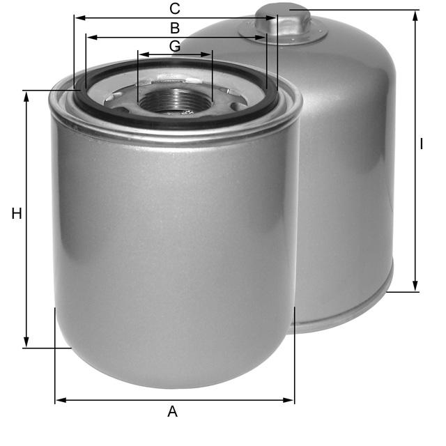 ZP3110A Trockenmittelbox