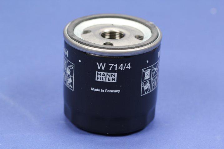 W 714/4 Wechselfilter SpinOn