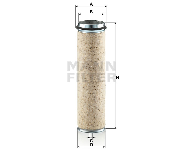 CF 1000 Luftfilterelement (Sekundärelement)