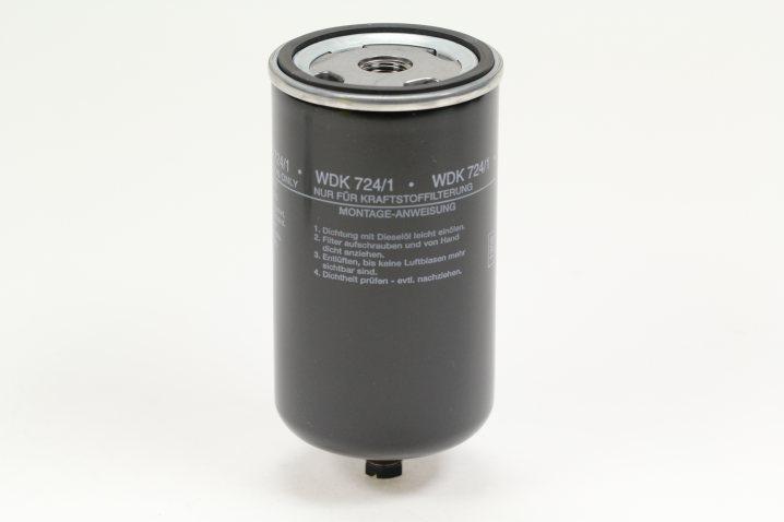 WDK 724/1 Kraftstoffwechselfilter