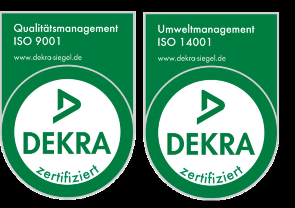 Elsässer Filtertechnik Zertifikate