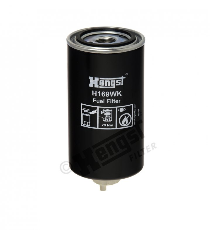 H169WK Kraftstofffilter SpinOn