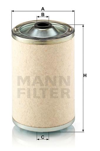 BF 1018/1 Kraftstofffilterelement