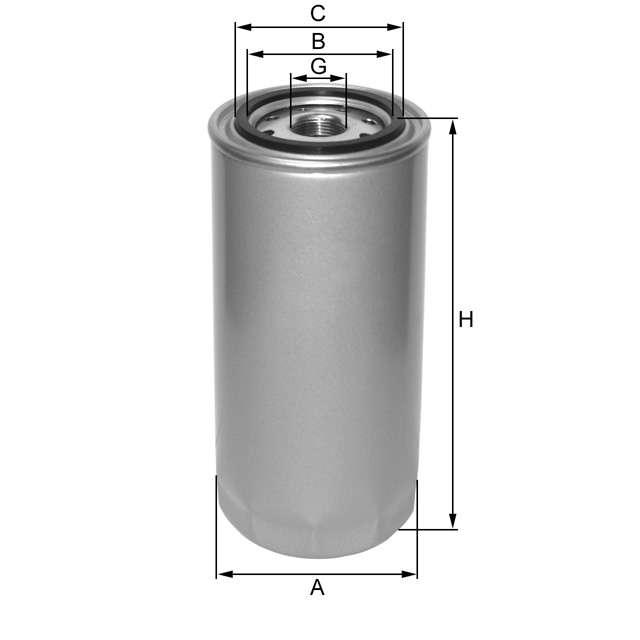 ZP3117F Kraftstoffwechselfilter
