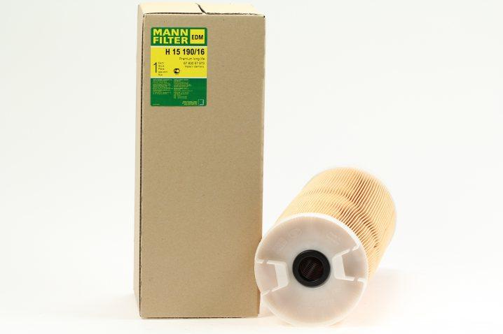 H 15 190/16 Flüssigkeitsfilterelement (metallfrei)