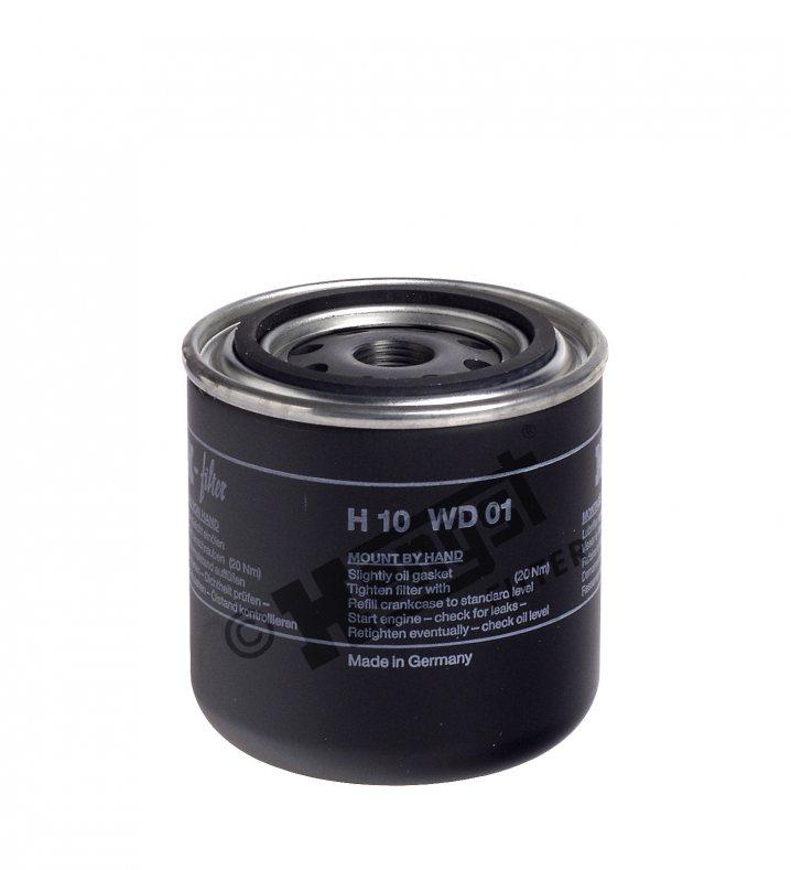 H10WD01 Ölfilter SpinOn
