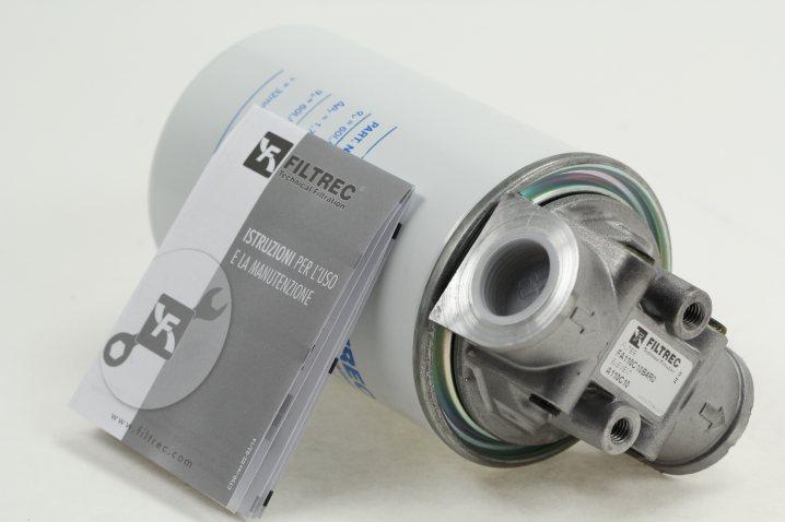 FA110C10BB4R00 Leitungsfilter (Rücklauffilter)