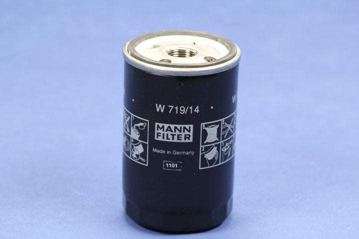 W 719/14 Wechselfilter SpinOn