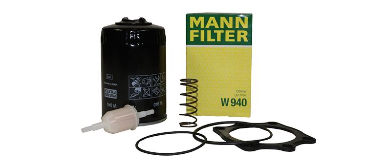 mann filter filter kit