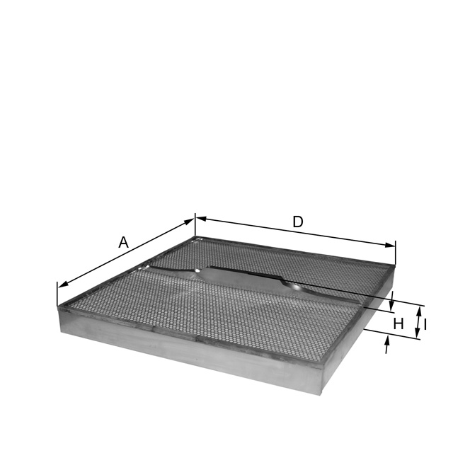 H860 Luftfilterelement